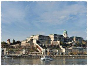 Королевский дворец - Будапешт